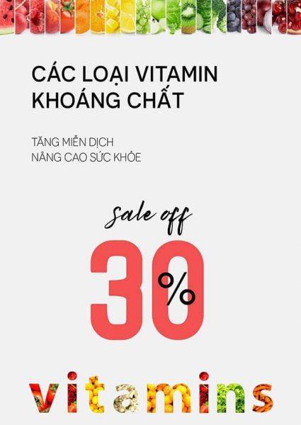 Cac loai Vitamin khoang chat hang My Disieuthi