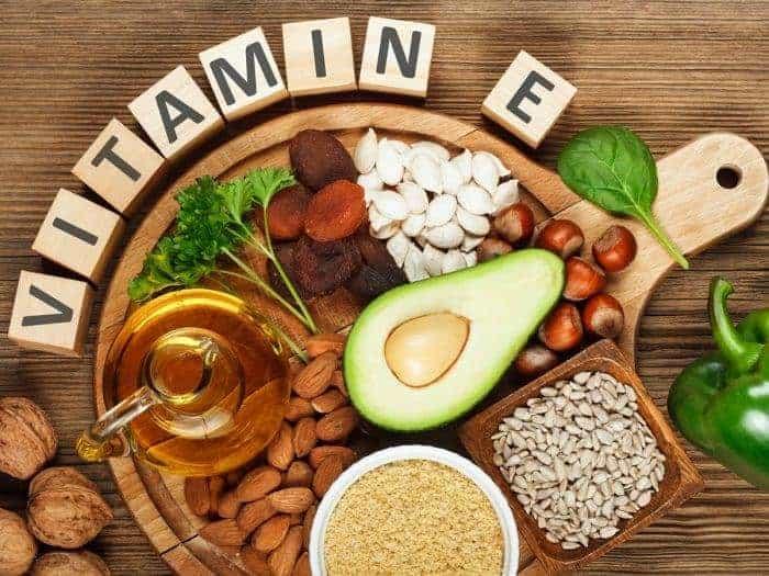 Một số thực phẩm giàu vitamin E mà các bạn nên ăn thường xuyên