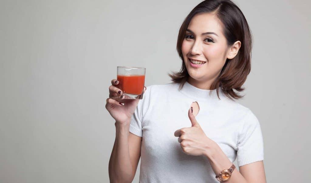 Nước ép cà rốt là thức uống không thể thiếu để có một đôi mắt sáng khỏe