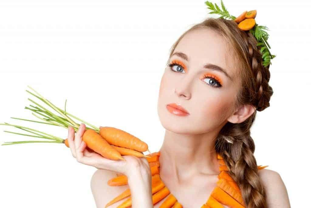 Hãy ăn nhiều cà rốt để có một đôi mắt luôn sáng khỏe