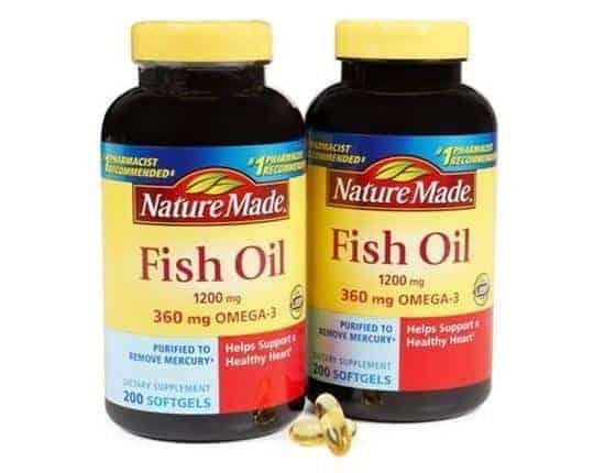 Chọn mua dầu cá bổ mắt cho trẻ cần phải đảm bảo tinh khiết và sử dụng đúng liều lượng