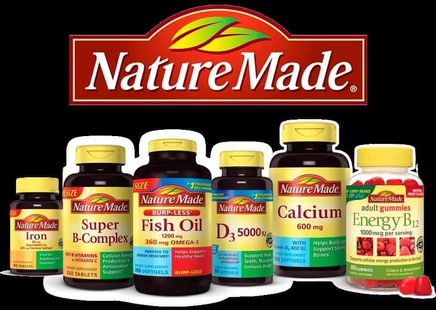 Nature Made là nhà sản xuất thực phẩm chức năng nổi tiếng của nước Mỹ và trên thế giới