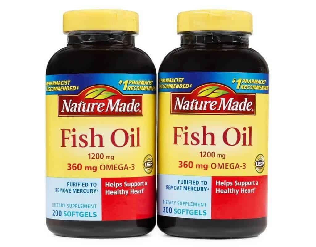 Uống dầu cá là cách làm giảm cận thị đơn giản mà hiệu quả