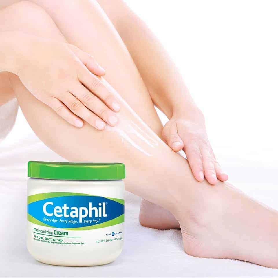 Kem dưỡng ẩm Cetaphil hiệu quả lâu dài
