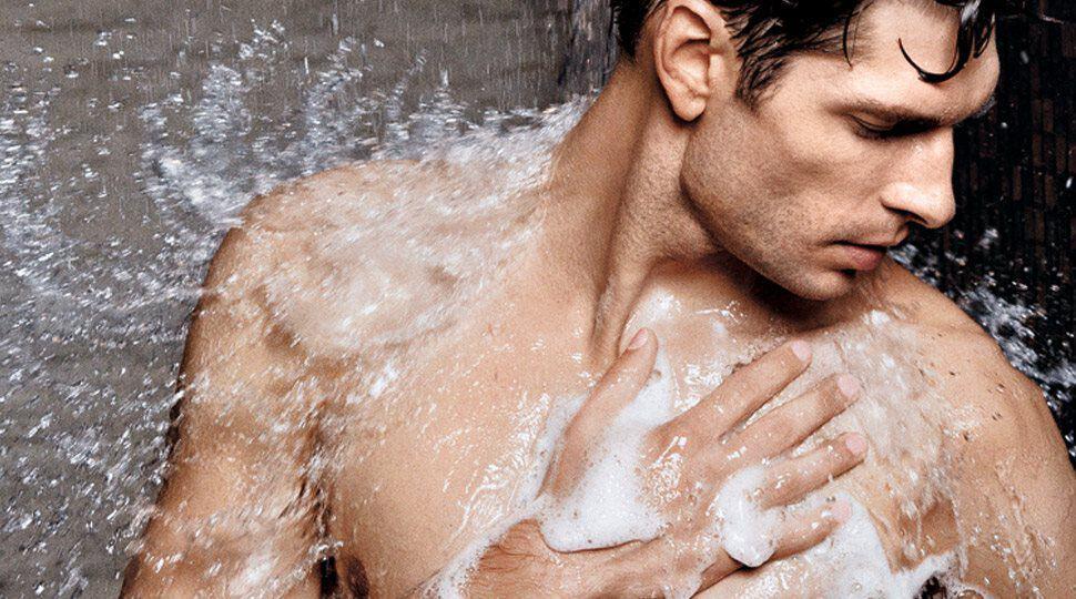 Sữa tắm mang lại mùi hương nam tính