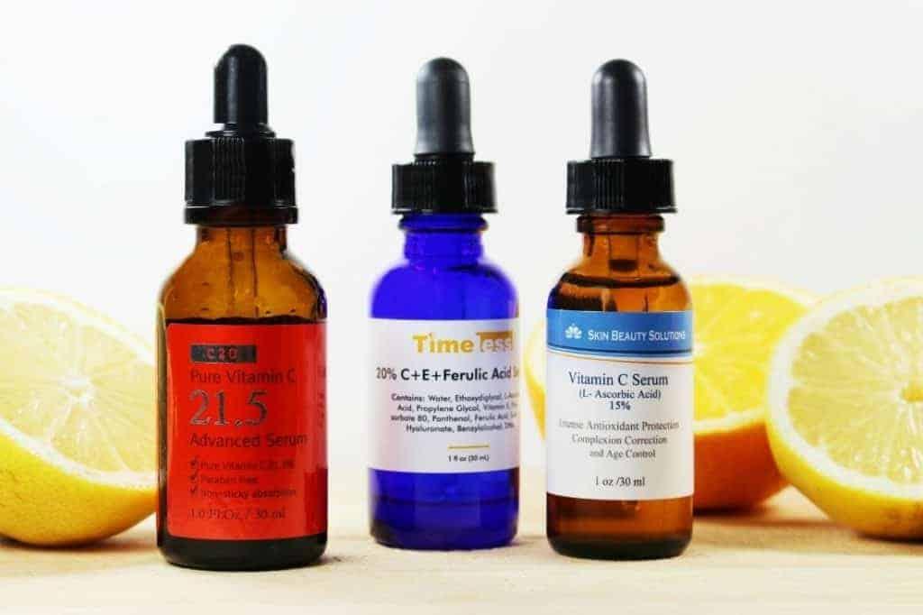 Hãy ưu tiên những sản phẩm có chứa Vitamin C để chống lão hóa da hiệu quả
