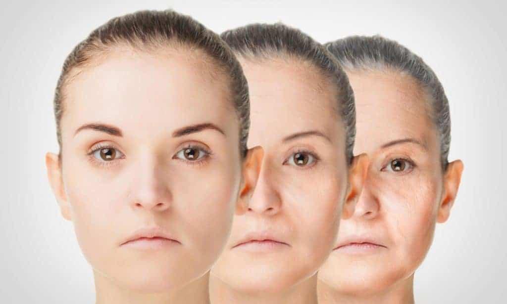 Uống Collagen giúp chống lão hóa da mặt cực kỳ hiệu quả