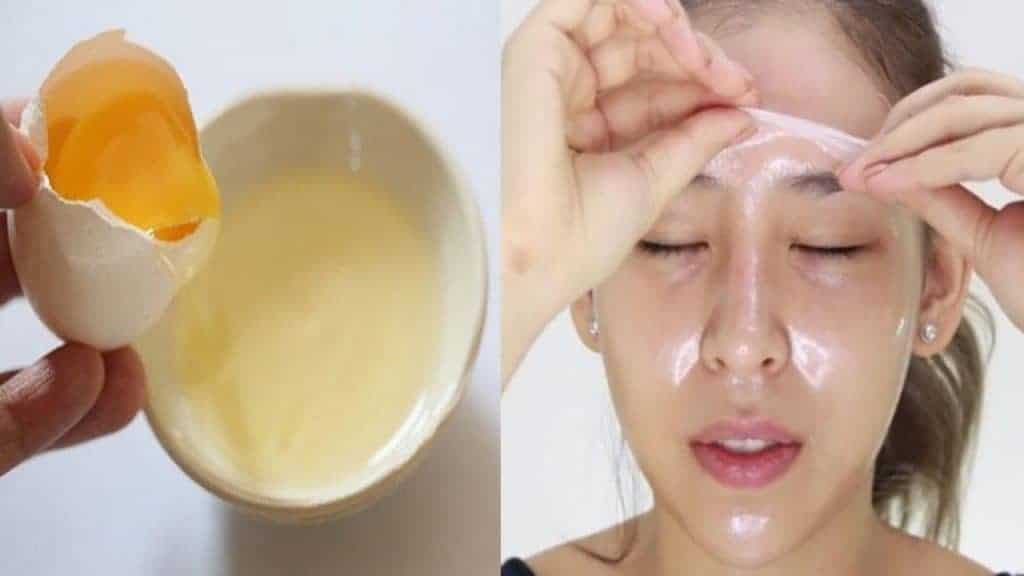 Đắp mặt nạ lòng trắng trứng gà là cách làm trẻ hóa làn da hiệu quả mà chị em không nên bỏ qua